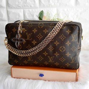 💖Louis Vuitton Trousse28 Crossbody NO8911